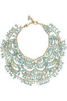 Super ideia de colares com muito estilo! A verdade é que são ideias para maxi colares. Eles são grandes, exagerados e cada um em seu estilo.
