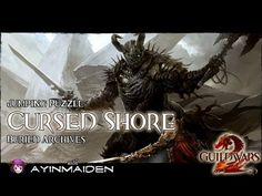 Jumping Puzzle - Cursed Shore (Buried Archives)