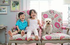 Living With Kids: Agnes Hsu