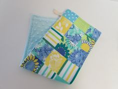 A personal favorite from my Etsy shop https://www.etsy.com/listing/269957876/handmade-lilly-pulitzer-minky-burp-cloth