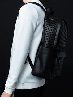 Zara Spring/Summer 2015  - Backpack
