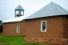 Adobe Churches of New Mexico: Part 3 - Southwest Compass Adobe, New Mexico Usa, Cathedrals, Compass, Trains, Deserts, Shed, Outdoor Structures, Country