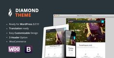 Deals  Diamond - Responsive Multi-Purpose Theme so please read the important details before your purchasing anyway here is the best buy