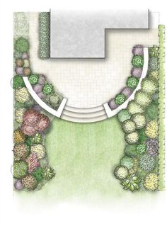 amazing low maintenance ideas for garden and garden design amazing low maintenance front yard and back yard landscaping ideas, Landscape Design Plans, Garden Design Plans, Small Garden Design, Modern Landscaping, Front Yard Landscaping, Landscaping Ideas, Mulch Landscaping, Modern Backyard, Landscaping Software