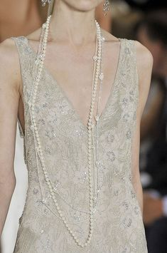 The Great Gatsby is in Baby! ..... Ralph Lauren Spring 2012