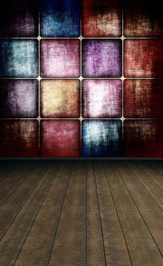 Photography Studio Backdrops Girl Toddler Photo Shoot Background Nostalgic Multicolor Grid Wall Wooden Floors Adult Kid Artistic P Video Backdrops, Studio Backdrops, Picture Backdrops, Photography Mini Sessions, Photography Backdrops, Family Photography, Digital Art Photography, Photography Studios, Photography Marketing