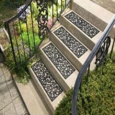 Best Flooring Inlay Non Slip Stair Treads For Outdoor Stairs 640 x 480