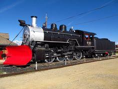 7. Colorado & Southern Railroad