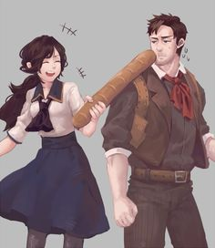 Elizabeth & Booker
