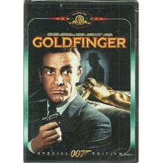 Goldfinger - Agent 007 takes on billionaire Auric Goldfinger, who plans to throw the world economy into a tailspin by contaminating the gold at Fort Knox with nuclear radiation.