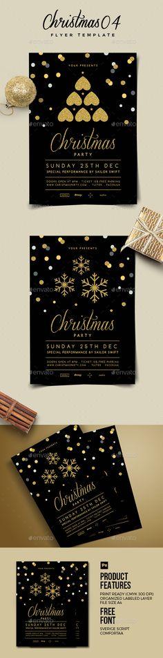 Christmas  Flyer 04