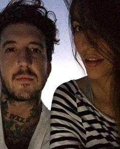 Austin Carlile and Pamela Francesca