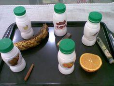 Desert Crafter: Smelling Bottles food match
