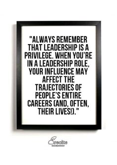 What does it mean to be a leader who leads from a place humble privilege vs. a place of perceived right? Many leaders seem to forget that leading others. 164 comments on LinkedIn Leadership Roles, Leadership Development, Inspirational Leaders, Job Information, Public Profile, Golden Rule, It's Meant To Be, Uplifting Quotes, Always Remember