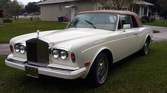If you're attending the #Mecum auction in #FL , you will want to get pre-approved for lease of this 1969 #Rolls-Royce Silver Shadow with Premier! Visit www.pfsllc.com to learn more #Kissimmee (Image Source: mecum.com Lot #G206)