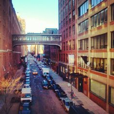 West 15th St. - view from High Line. Photo by nycdailypics