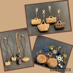 Drop Earrings, Personalized Items, Crafts, Rope Crafts, Palms, Manualidades, Drop Earring, Handmade Crafts, Craft