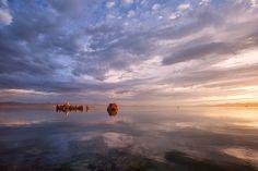 Photograph Lake Mono Sunrise by Dmitry Sumin on 500px