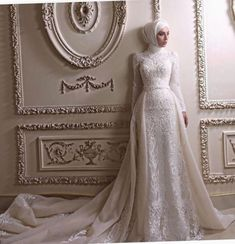 wedding dress hijab Couple Wedding Dress Combination Source by weddingdressae Muslim Wedding Gown, Hijabi Wedding, Muslimah Wedding Dress, Muslim Wedding Dresses, Dream Wedding Dresses, Bridal Dresses, Wedding Hijab Styles, Wedding Dressses, Couple Wedding Dress