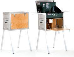 Kanz Field Kitchen K120 Series on http://www.gearculture.com