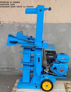 Fendeuse thermique 10 tonnes PROMO achat sur WWW.LETSDISCOUNT.FR
