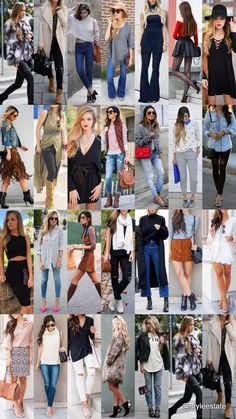 Fashion Trends Daily - 26 Great Fall Outfits On The Street 2015 — Style Estate