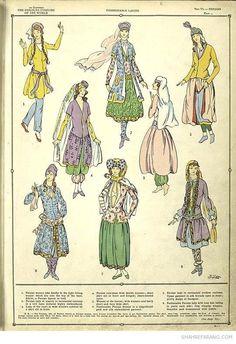 sca garb | SCA Garb / The Sumptuous Persian Costumes