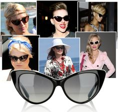6dc778f65f87 25 Best Caught Ya! -Celebs in their designer shades images ...