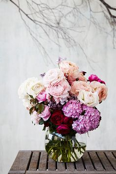 Saskia Havekes of Grandiflora is a florist of considerable note, and her small Potts Point (Sydney, Australia) store is a mecca for those in search of beauty.