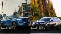 2019 Ford Edge St Vs 2018 Honda Cr V Youtube Com More Howtocomparecarin Ford Edge Honda Cr Honda