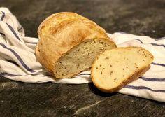 Kókonya kenyér   Piroska Bartos receptje - Cookpad receptek Fitt, Bread, Brot, Baking, Breads, Buns