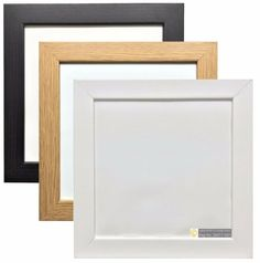 Square Photo Frames Poster Frame Modern Picture Frames Wood Effect   eBay