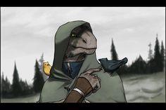 ES - Old Friends by GloomyLavv on DeviantArt