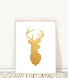 Deer Print, Instant Download, Printable Art, Wall Decor, Nursery Art, Digital Art, Abstract Deer Print  Printable Art - This is a digital print , ready for instant download.  This is a digital file, ready for instant download. It can be printed on your own computer, by your local print/photo shop,or have it printed online.  Your file will contain a high resolution .jpg which will produce an excellent quality print up to 16 x 20.  Your print shop will be able to adjust the size down, if you…
