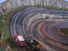 Old plastic-tracks - Slot Car Illustrated Forum