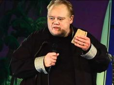 Louie Anderson Part 1 - Stand-up Mastery 10/20/09