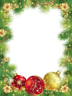 Winter and Christmas frames - In the yard of white snow blizzard How To Make Christmas Tree, Christmas Tree Cards, Christmas Clipart, Christmas Gift Wrapping, Christmas Time, Christmas Boarders, Christmas Picture Frames, Christmas Pictures, Free Christmas Borders