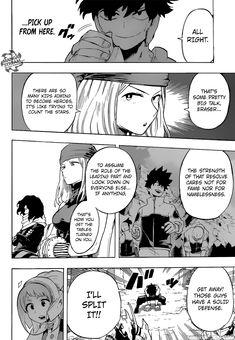 Manga Boku no Hero Academia - Chapter 104 - Page 6