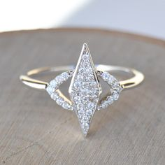 Cosmo Ring - Silver