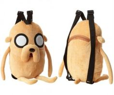 Jake The Dog Backpack