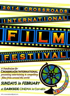 Announcing our 2014 film festival this coming February in Corvallis, Oregon