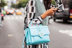 VivaLuxury - Fashion Blog by Annabelle Fleur:Paula Cademartori Petite Faye studded tote