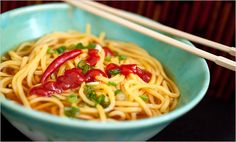 Recipe - Egg Noodles With Soy Broth - NYTimes.com