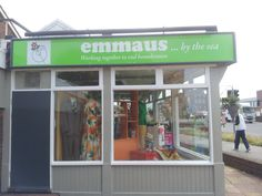 Our new shop in Southwick