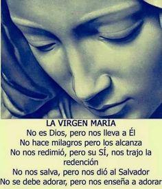 #VirgenMaría #Pray #Faith #Catholic #Peace