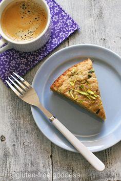 Gluten-Free Zucchini Quinoa Breakfast Cake by Karina