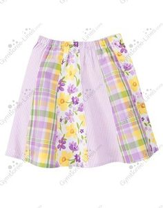NWT Gymboree Daffodil Garden Mixed Print Skirt - Size 3 or 10 available - 1 each size available - $15 shipped