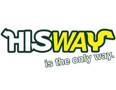 One Way Jesus Road Sign Christian Car Window Body Etc