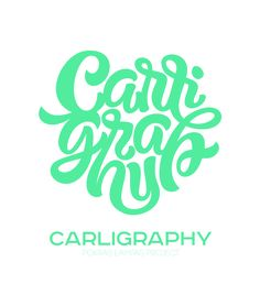 Best of 2013-2014 Lettering Logos collection. CHECK IT! on Typography Served