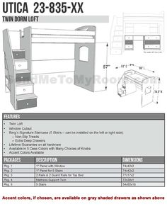 Bunk Bed Ideas On Pinterest Bunk Bed Loft Beds And Dorm
